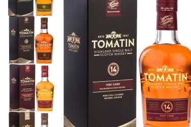 Tomatin whisky people pairing