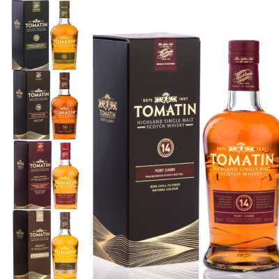 Tomatin whisky people pairing