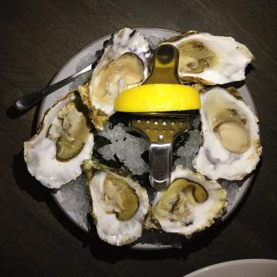 white Horse Edinburgh Oyster Seafood Bar