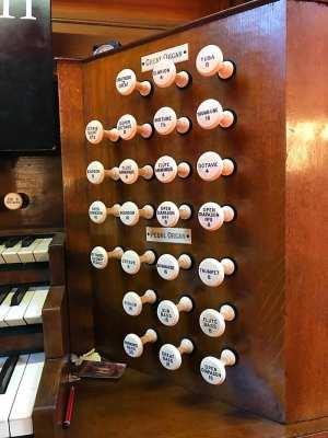 Kelvingrove art gallery & Museum organ recital Christmas