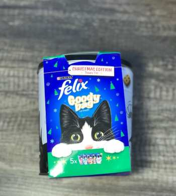 felix the pet shop christmas cat gift