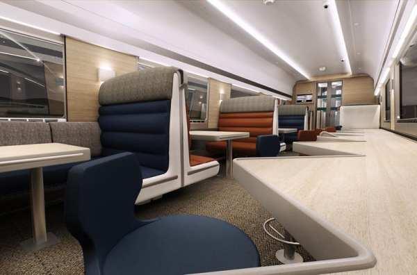 Caledonian Sleeper new trains