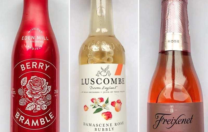 Valentine's Day drinks ideas