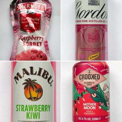 Valentine's Day drinks