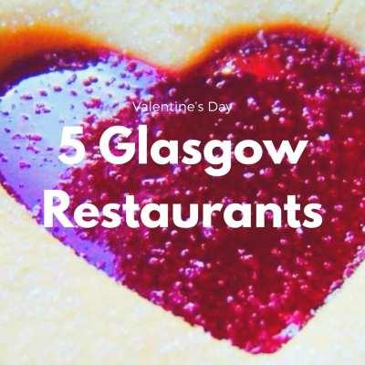 Valentine's Day Glasgow