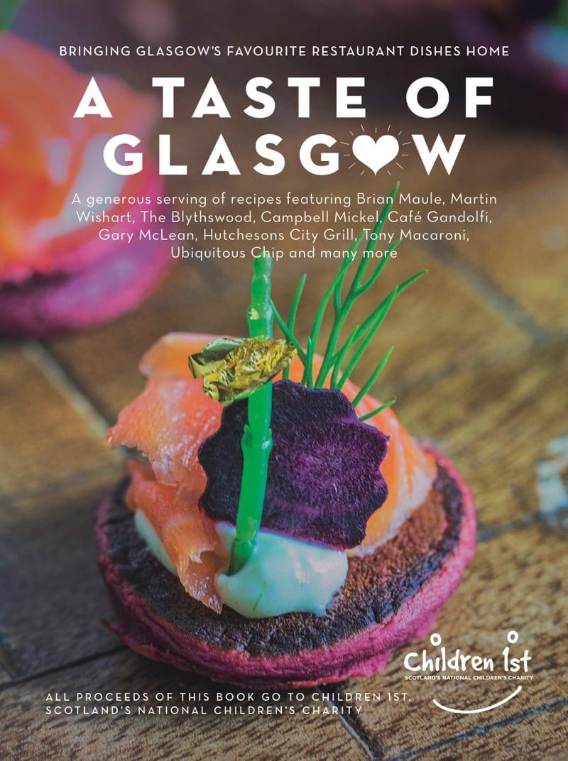 Taste of Glasgow children 1st