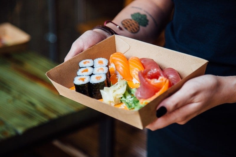 Temaki sushi speed dating Glasgow