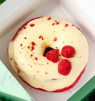 Doughnut time review London Shaftesbury street