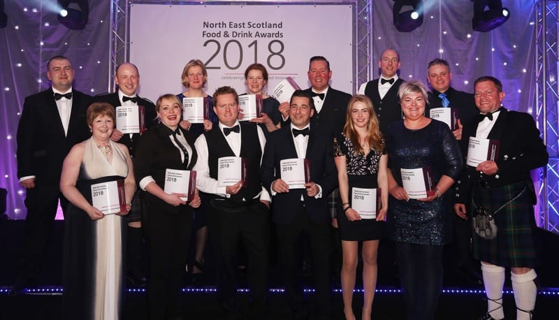 News: North East Scotland Food & Drink Awards 2018 Winners