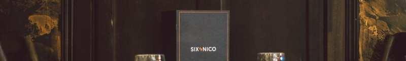 Six by Nico Edinburgh