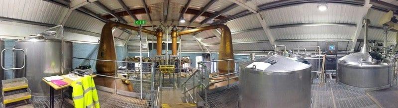 Kingsbarns Distillery and Visitors Centre Fife Wemyss