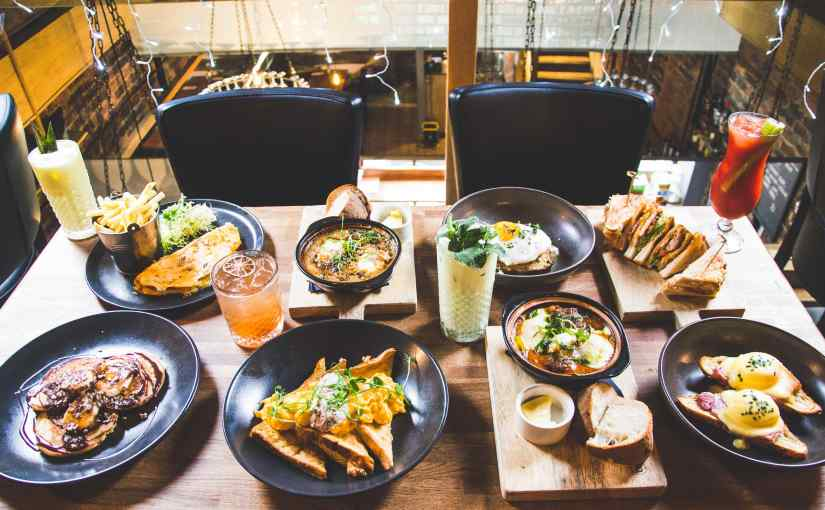 Bottomless brunch returns to Black Dove *CLOSED*