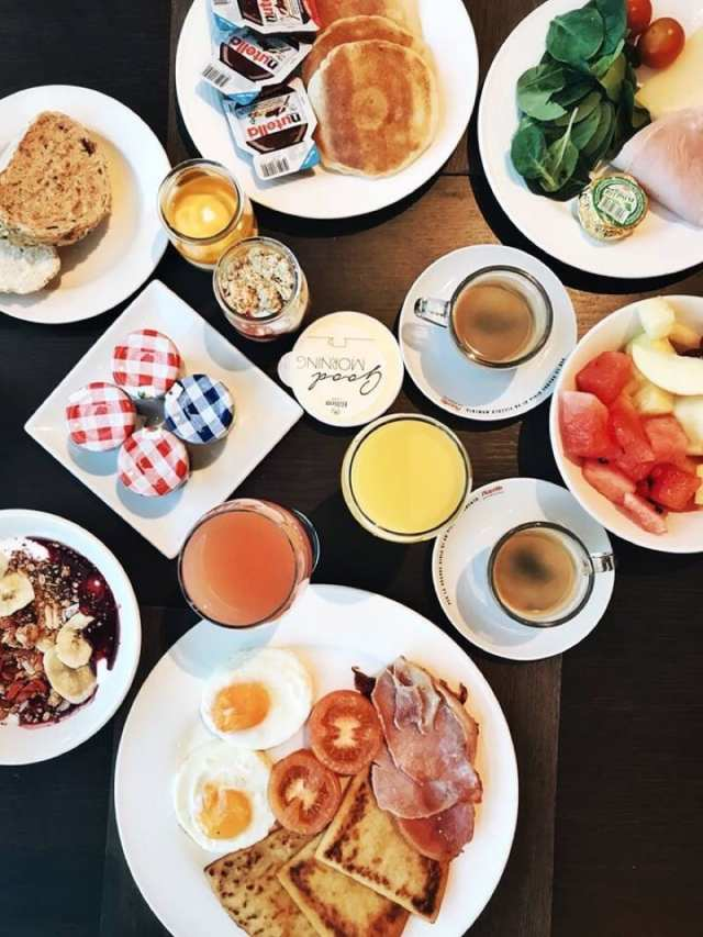 Mother's Day glasgow the Hilton bottomless brunch