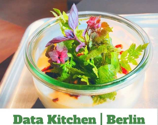 Food review: Data Kitchen, Berlin