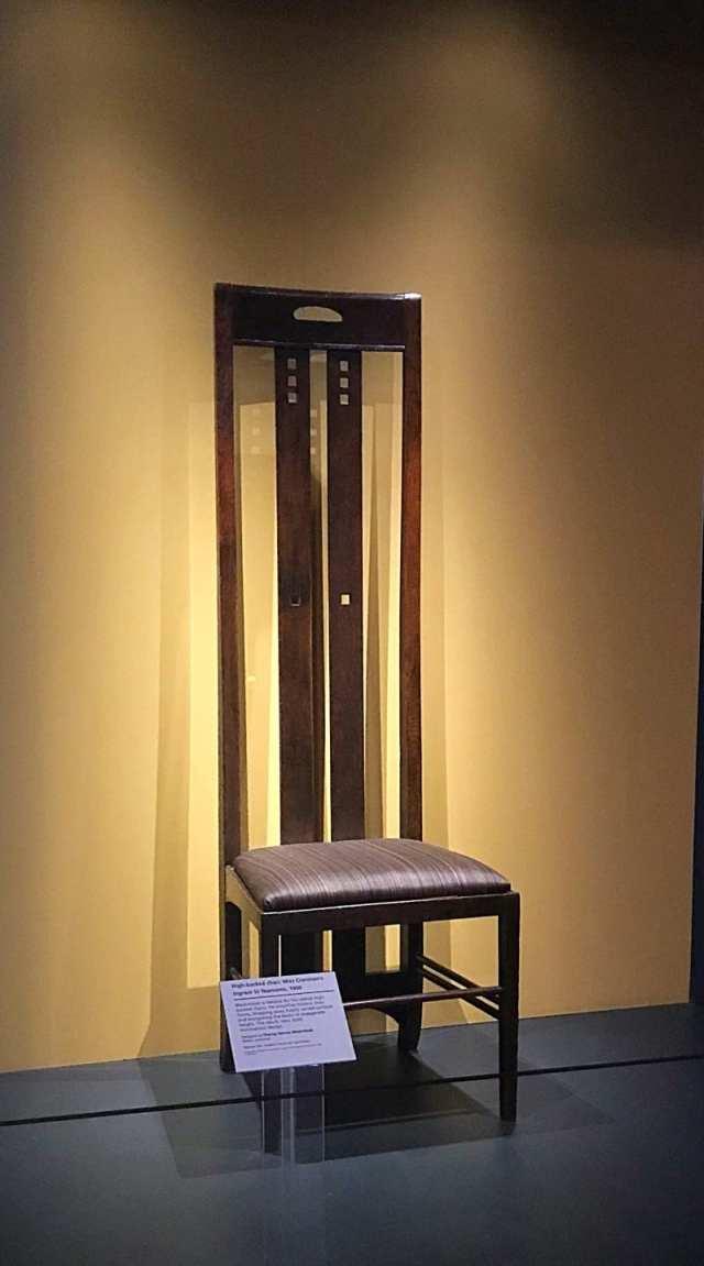 Mackintosh 150 glasgow kelvingrove