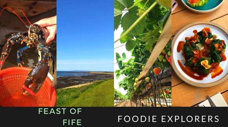 Feast of fife scotland Scottish food