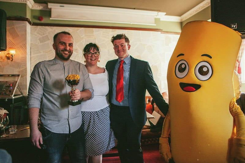 Foodie Explorers wedding Pastaval 2018 Macaroni
