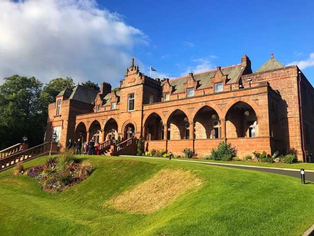Boclair house Bearsden West End Glasgow Summer Menu