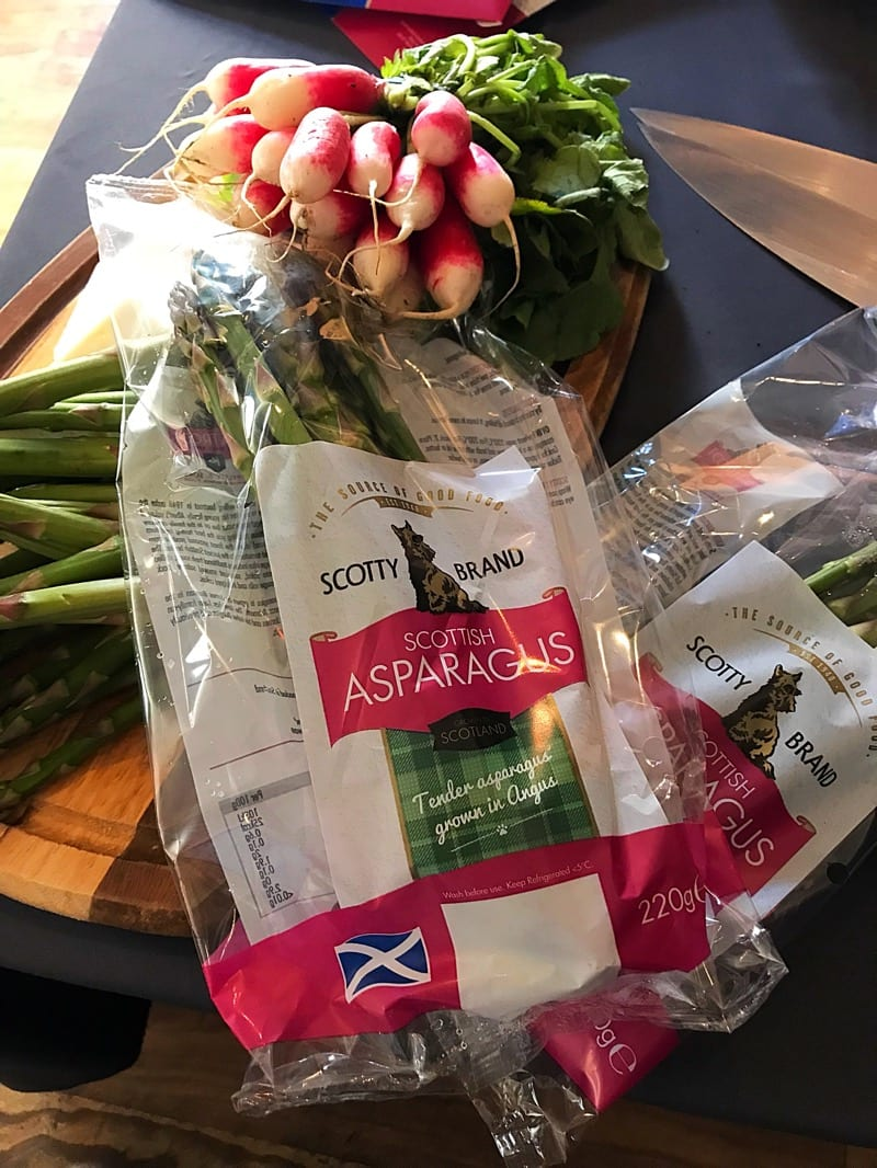 Foodie Explorers scotty Brand Scottish food