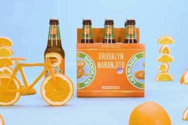 Brooklyn brewery Naranjito