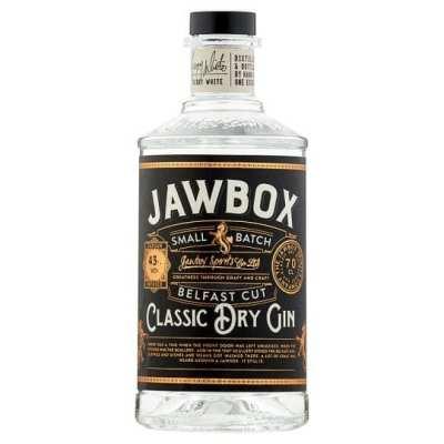 Jawbox Gin Belfast