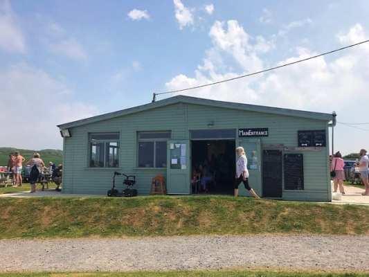 Pembroke Pembrokeshire wavecrest cafe wales