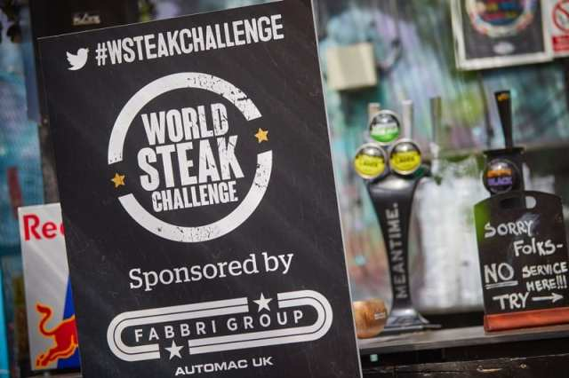 World steak challenge 2018 Winner