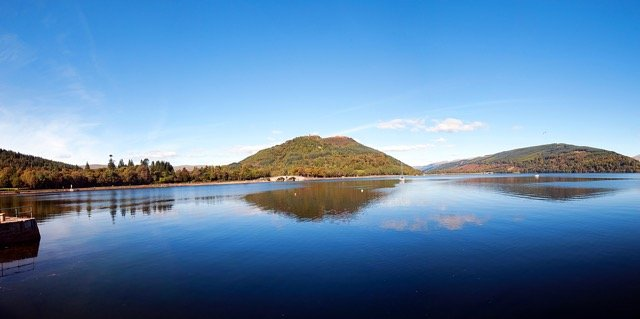 loch fyne Inveraray scotland