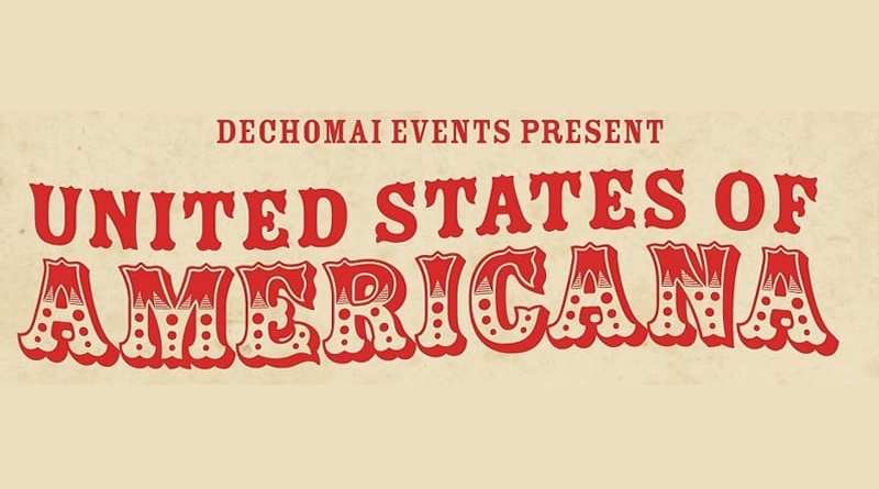 United States of Americana Cottiers Theatre glasgow music event