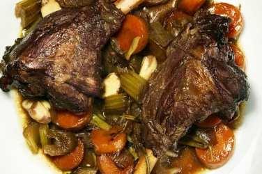 Red wine lamb shank recipe foodie explorers