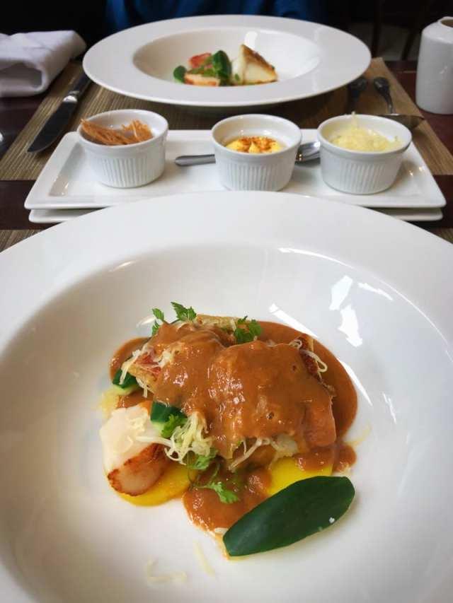 Galvin Brasserie De luxe bouillabaisse fridays foodie Explorers