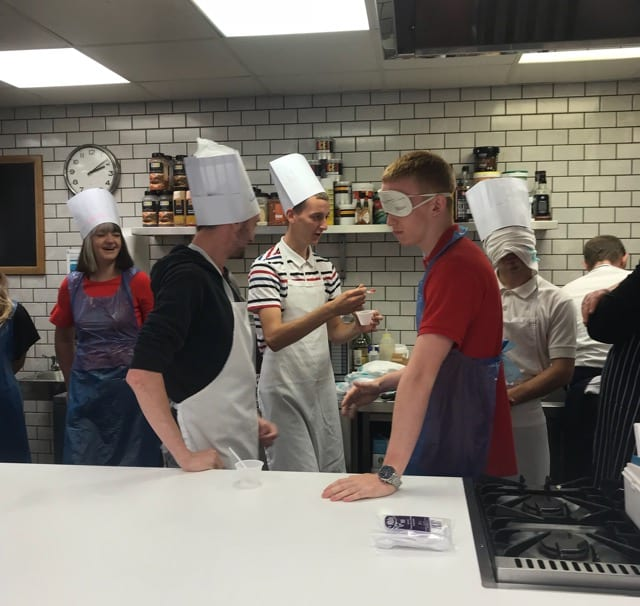 Yes chef Action for Children
