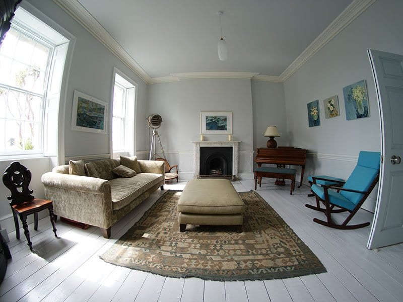 Chapel House, Penzance - welcome room