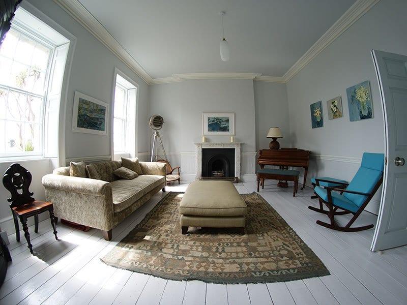 Chapel House, Penzance - welcome room
