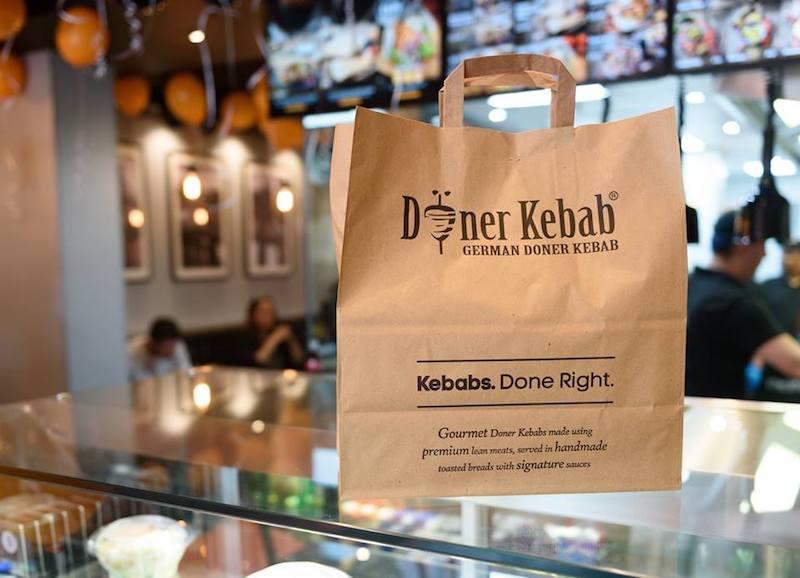 german doner kebab menu