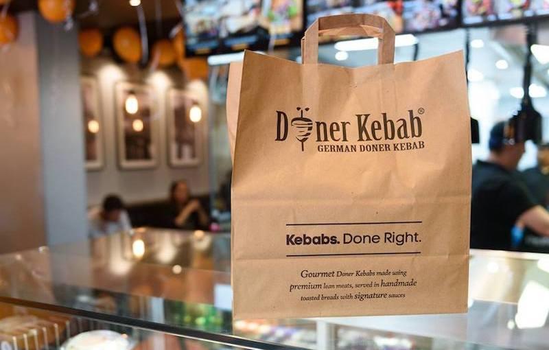 German Dönner Kebab for Edinburgh and Glasgow