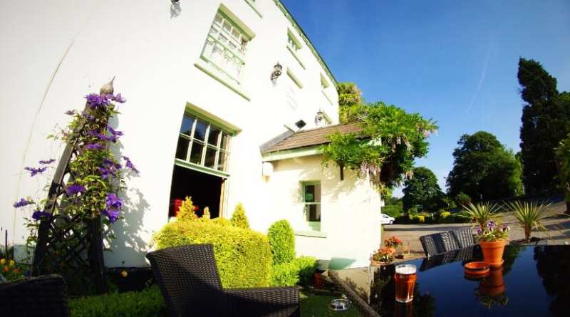 Accommodation Review: The Vicarage Freehouse & Rooms, Holmes Chapel