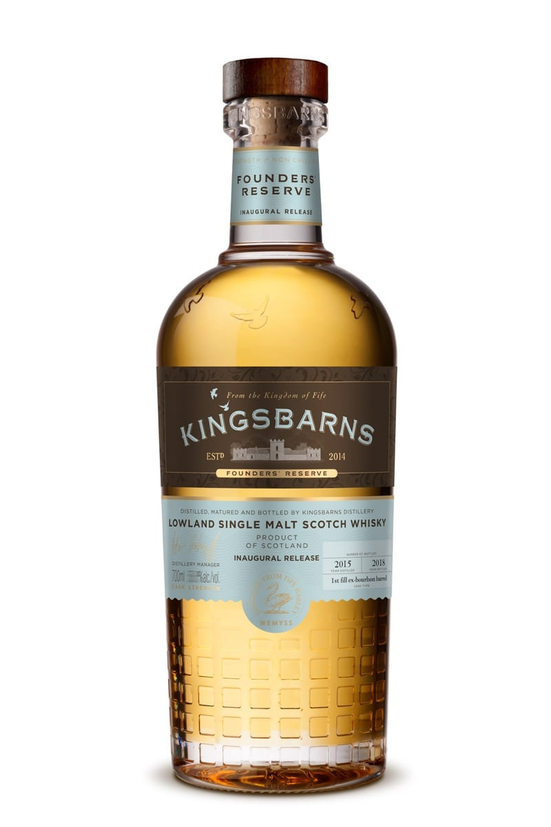 Kingsbarns distillery first single malt whisky