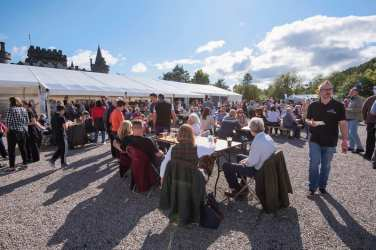bowfest inverary festival 2018 loch fyne oysters