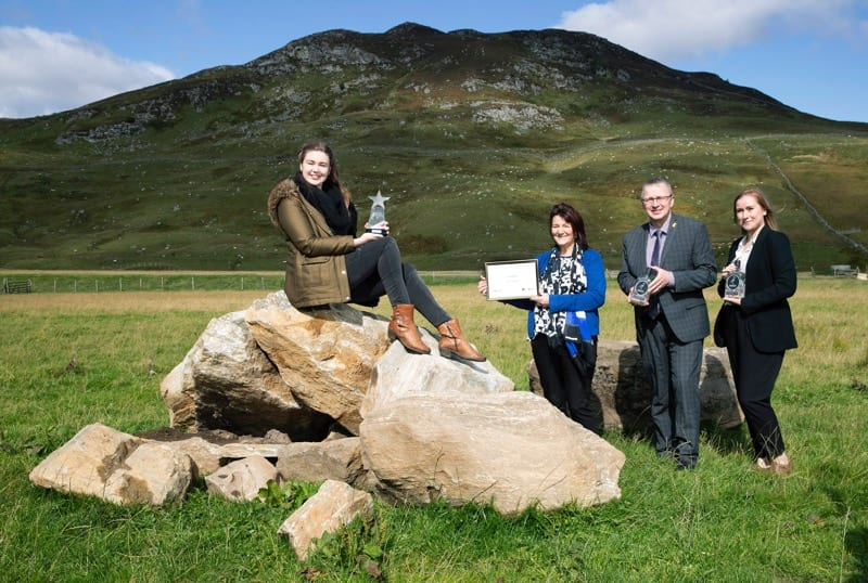 NFU mutual scotland food and drink award