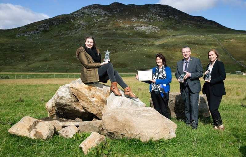 'NFU Mutual and Scotland Food & Drink Inspirational Young Person Award winner announced