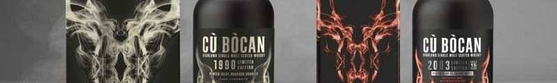 Cu Bòcan whisky tomatin limited edition