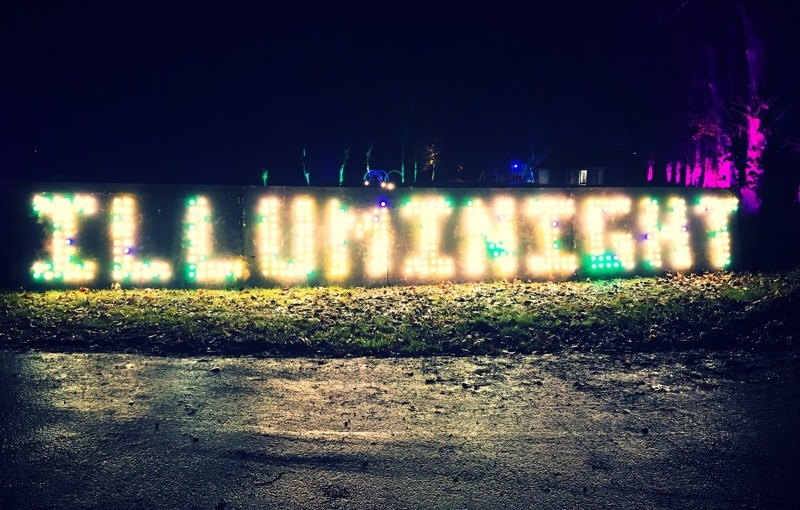 Event: Illuminight with Lidl at Dean Castle