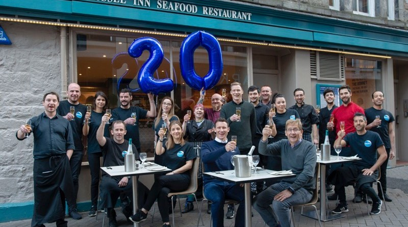News: 1998 Prices as Mussel Inn celebrates 20th Birthday