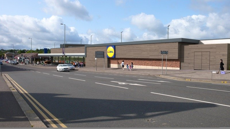 News: Opening date for Lidl Giffnock