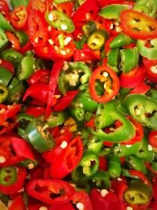 Tony Macaroni silverburn chillies