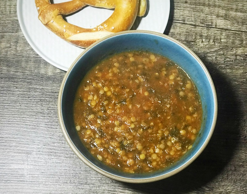 Vegan soup Review Bol