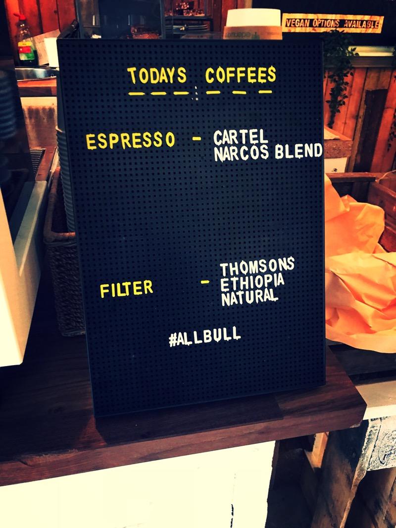 Toro coffee co Shawlands cafe Glasgow