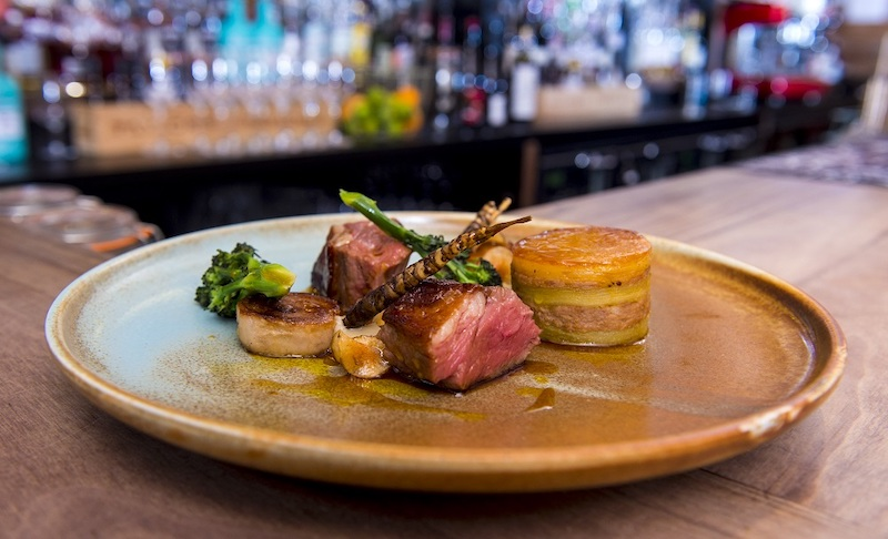 Recipe: The Gannet's Scotch Lamb with Jerusalem Artichoke
