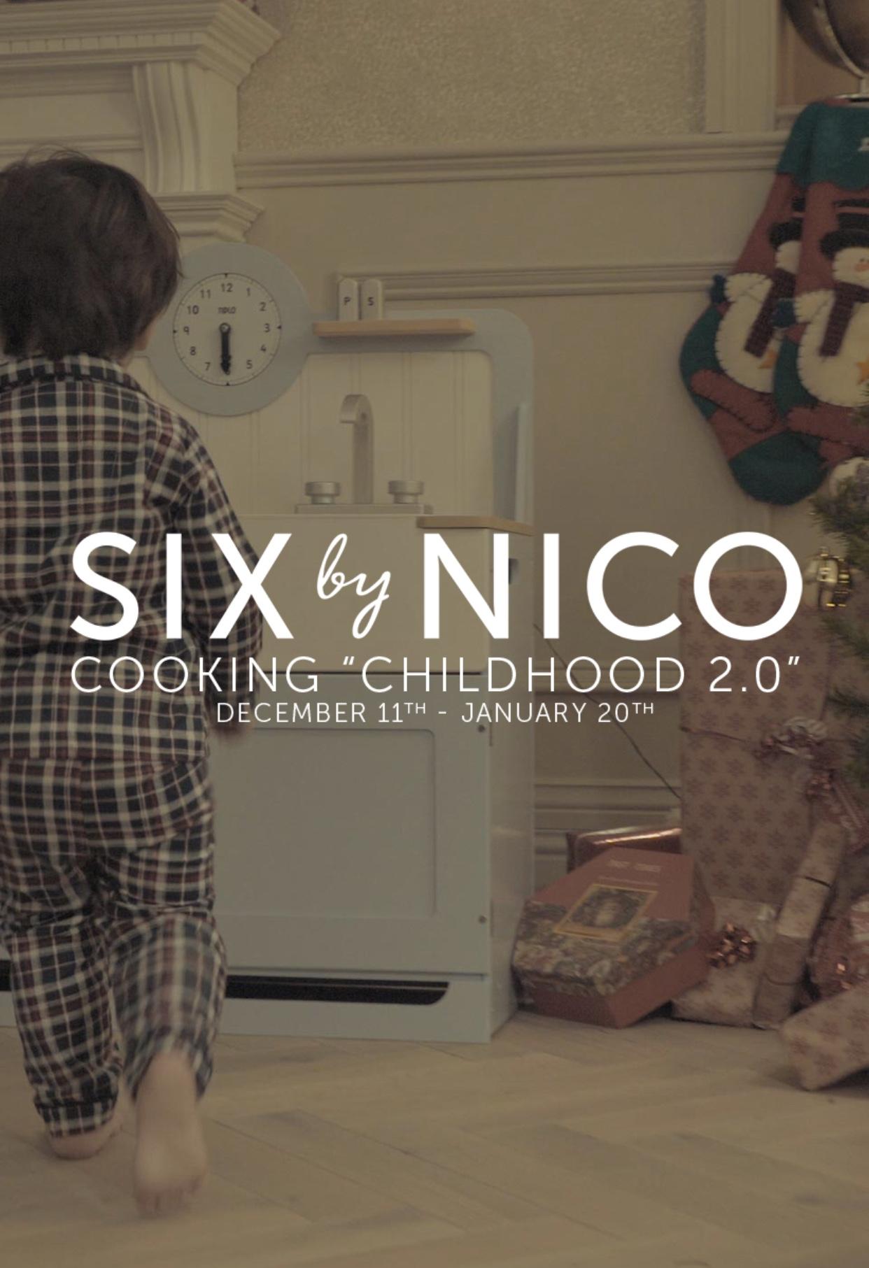 Six by Nico childhood 2.0